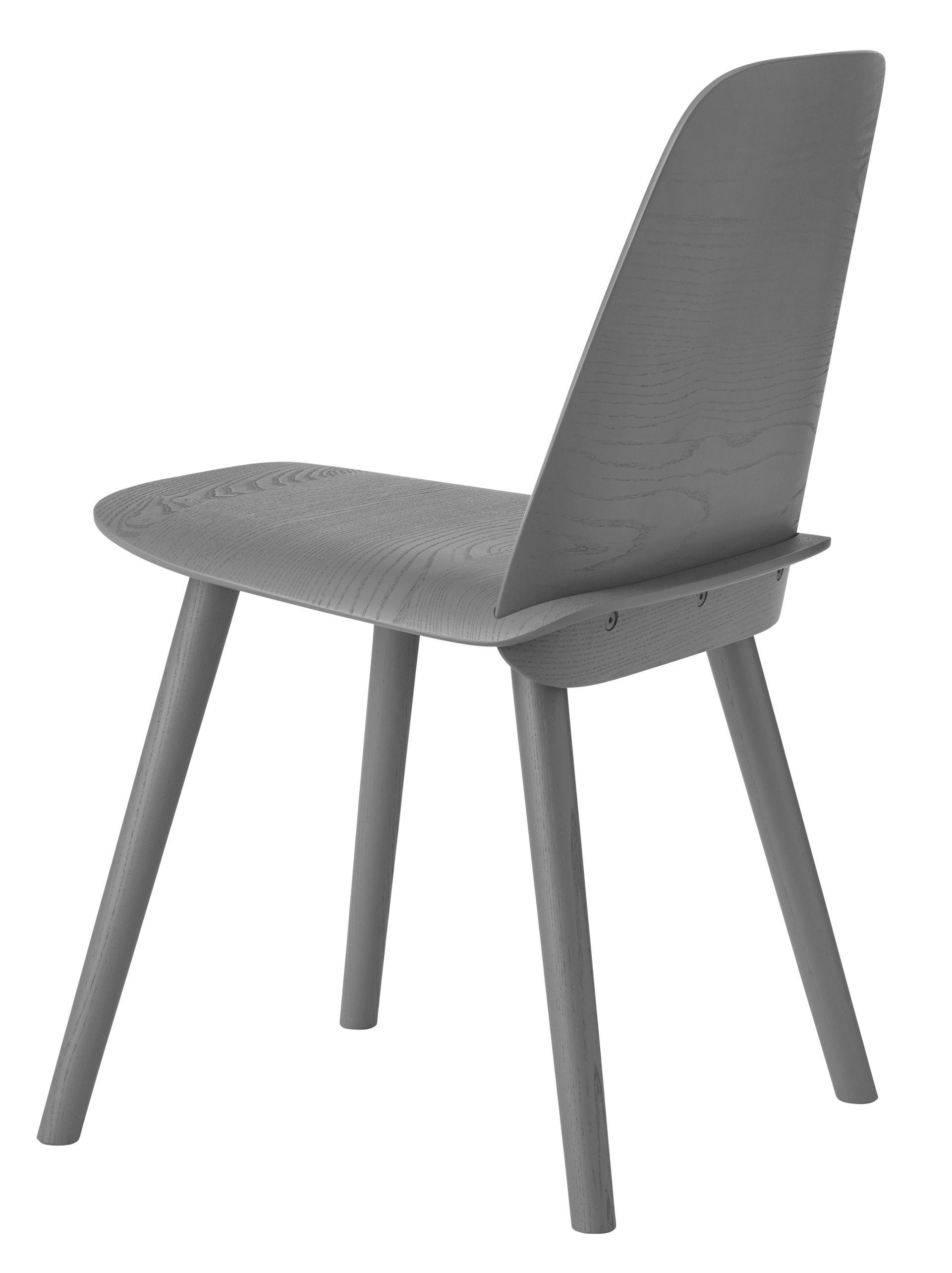 nerd holz muuto stuhl. Black Bedroom Furniture Sets. Home Design Ideas