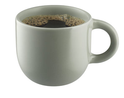 Arts de la table - Tasses et mugs - Tasse à thé Globe / Grès - 0,4 L - Eva Solo - Vert nordique - Grès