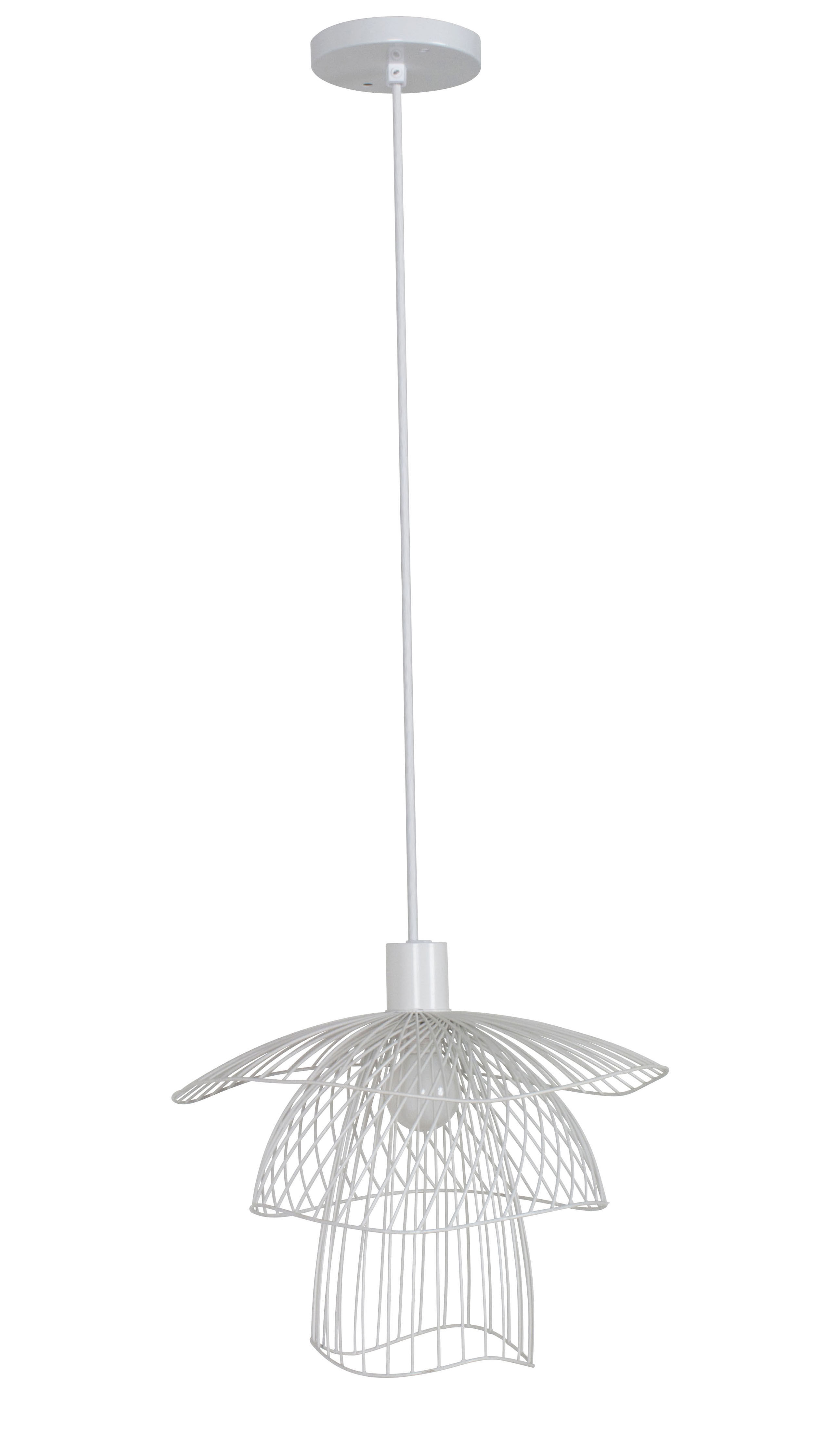suspension papillon xs 30 cm blanc forestier. Black Bedroom Furniture Sets. Home Design Ideas