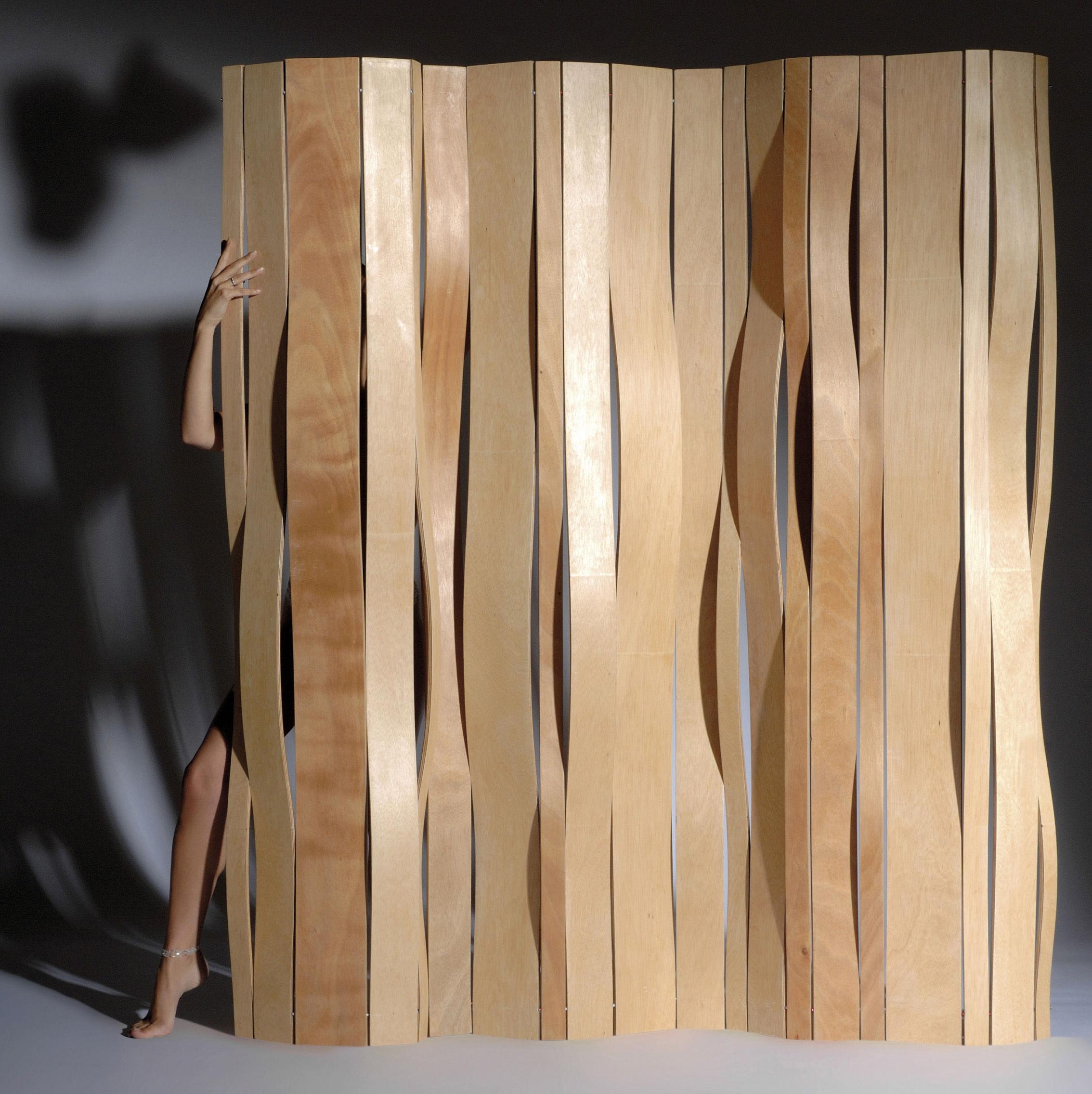 paravent swell peuplier naturel vange. Black Bedroom Furniture Sets. Home Design Ideas