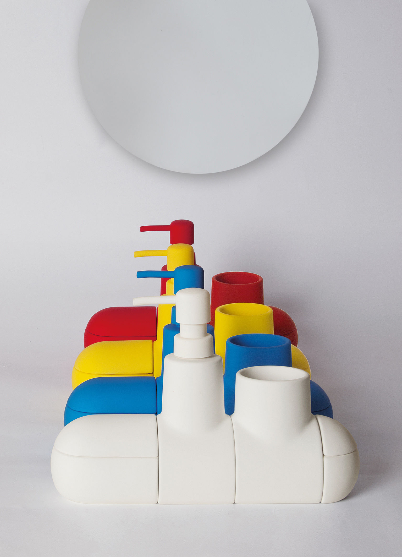 submarine accessories set - for bathroom yellowseletti
