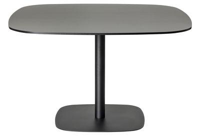 Table Nobis / 60x60 cm - Offecct noir en bois