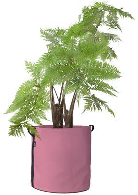 Foto Vaso per fiori Batyline® - / Esterno- 100 L di Bacsac - Rosa polverizzato - Tessuto