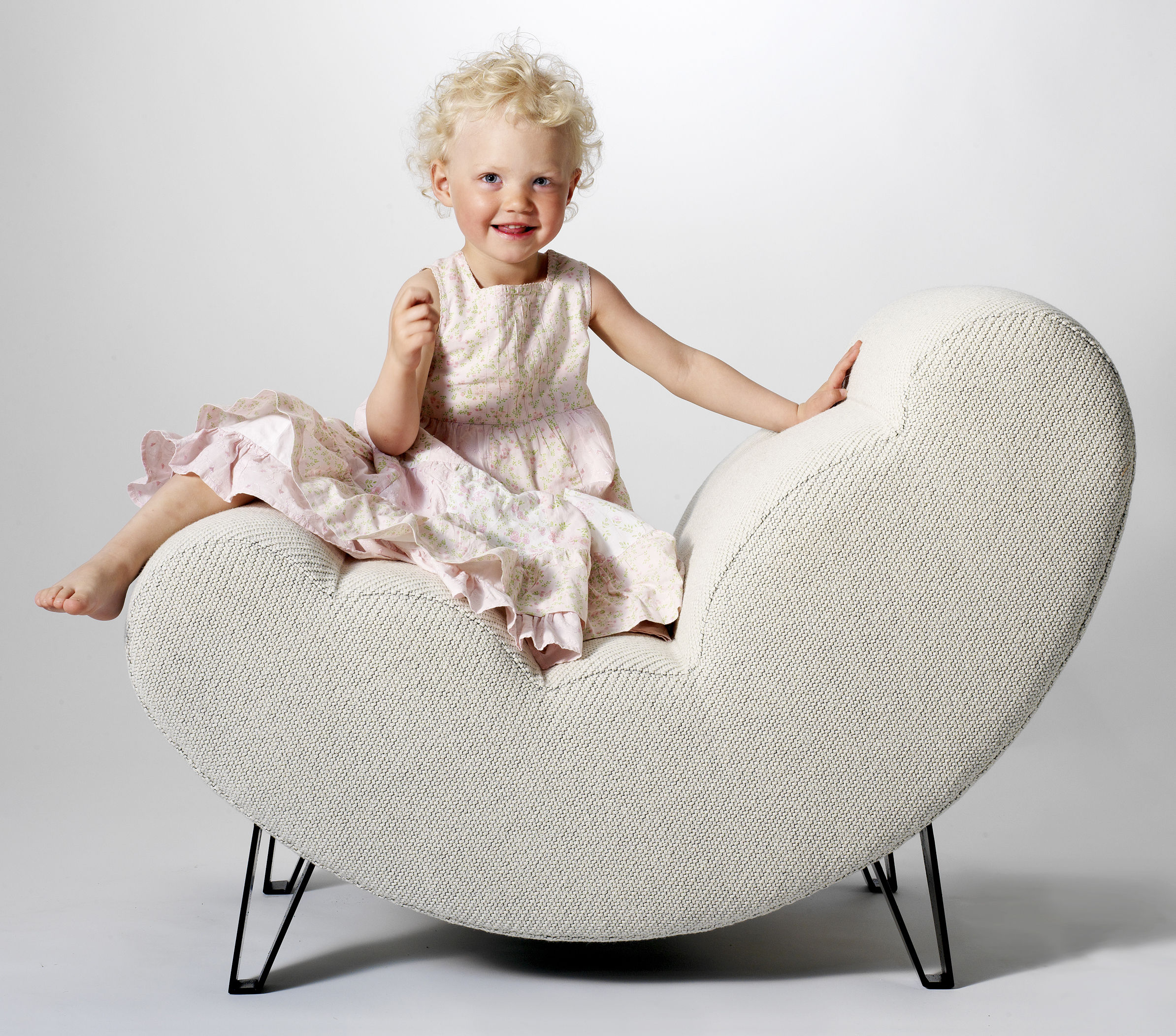 Cloud Armchair Beige By Design House Stockholm