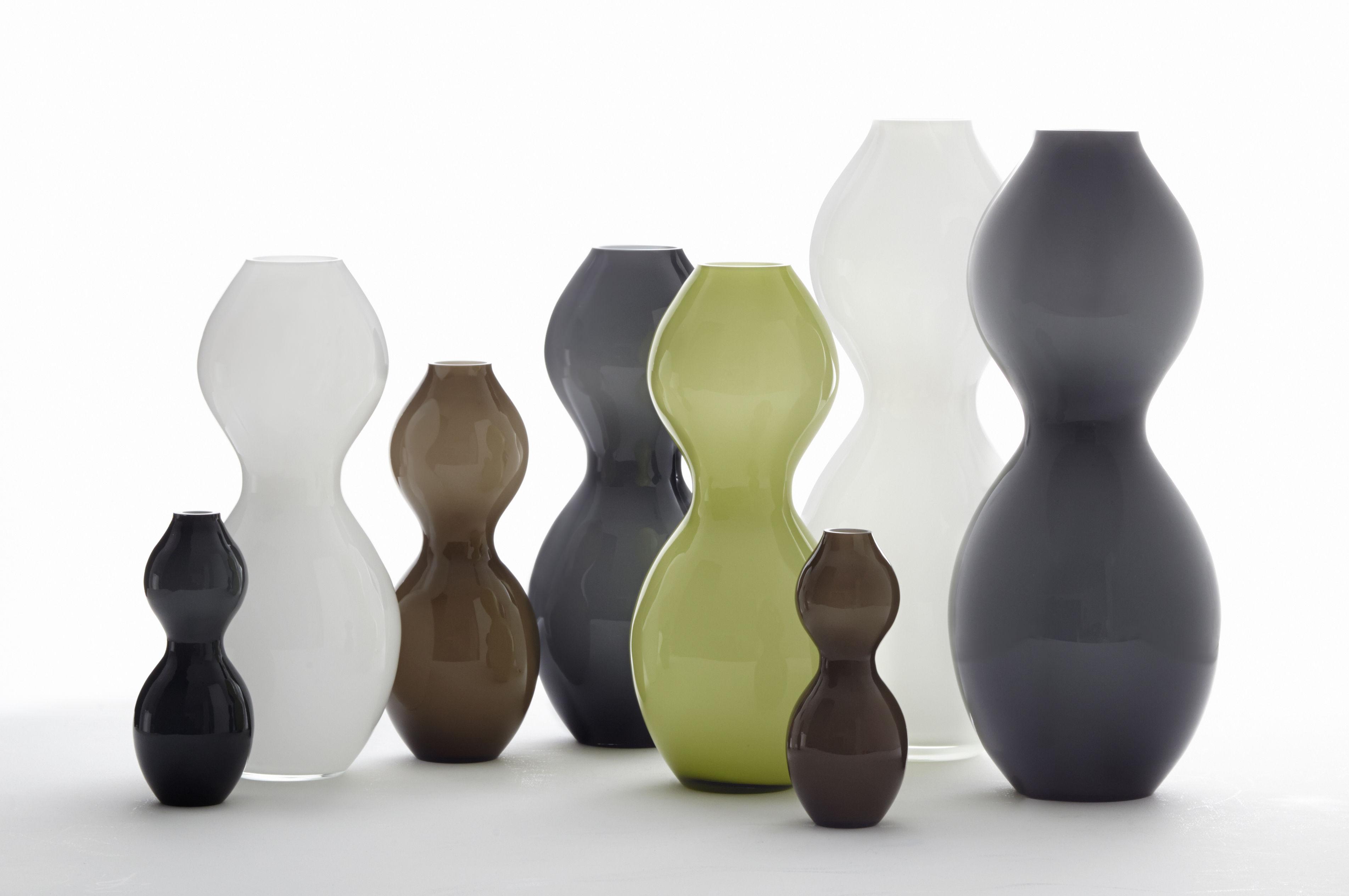 coco vase grey by leonardo. Black Bedroom Furniture Sets. Home Design Ideas