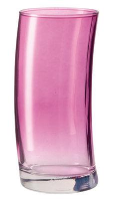 Verre long drink Swing - Leonardo violet en verre