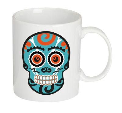 Mug Tetmex / Céramique - Gangzaï design bleu en céramique