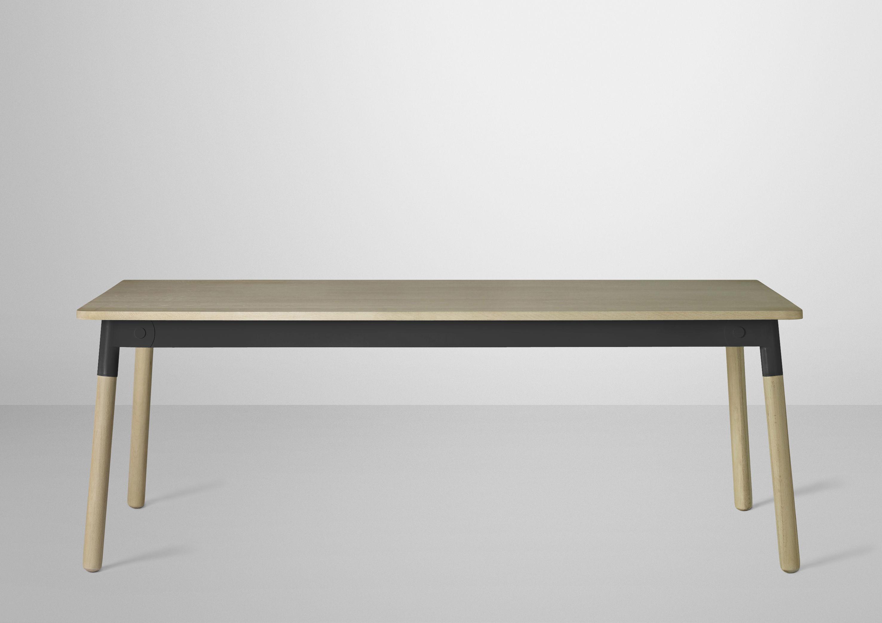 muuto variante aus holz muuto tisch. Black Bedroom Furniture Sets. Home Design Ideas