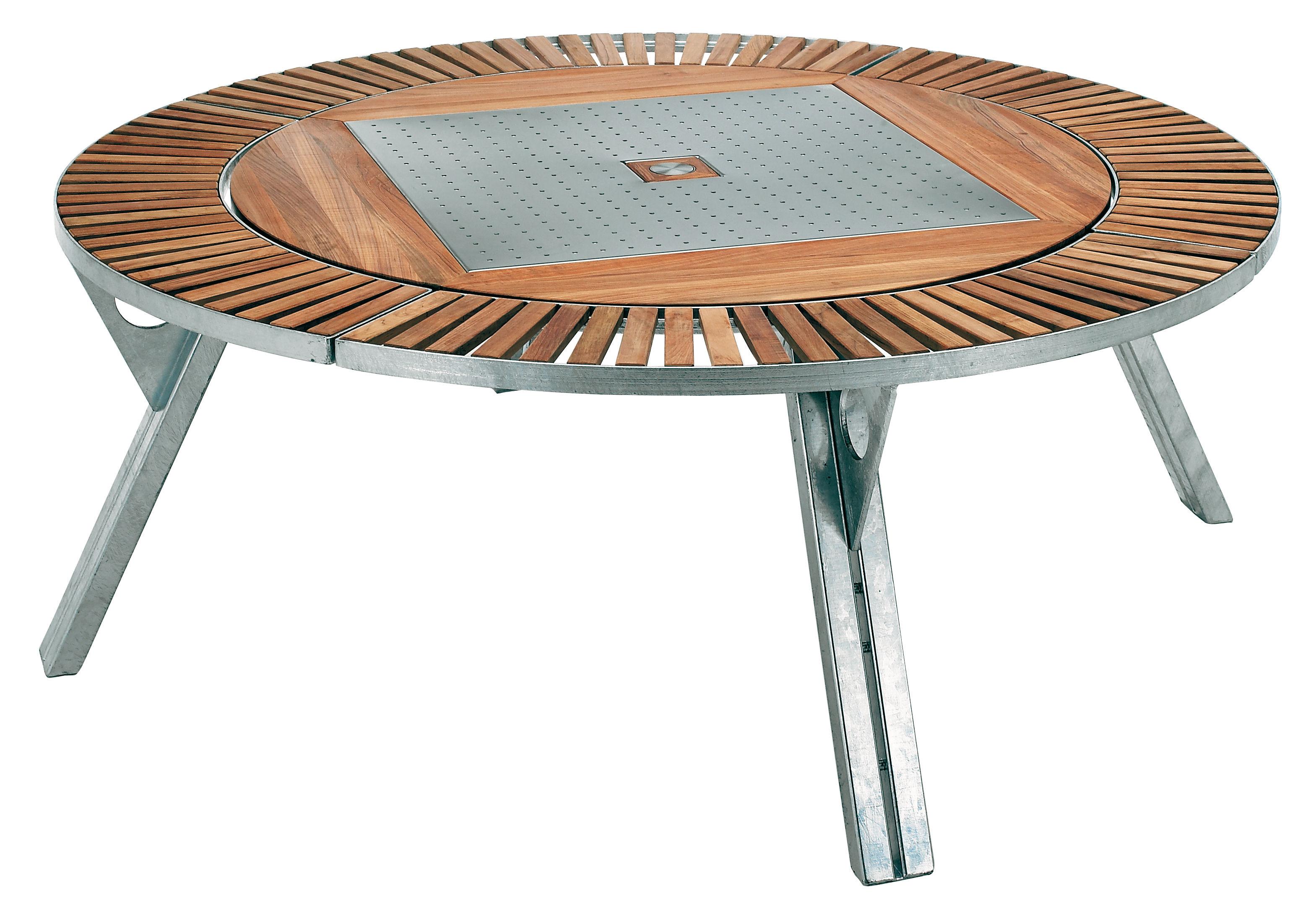 Table de jardin gargantua 146 cm 200 cm banc - Table jardin hauteur reglable toulouse ...