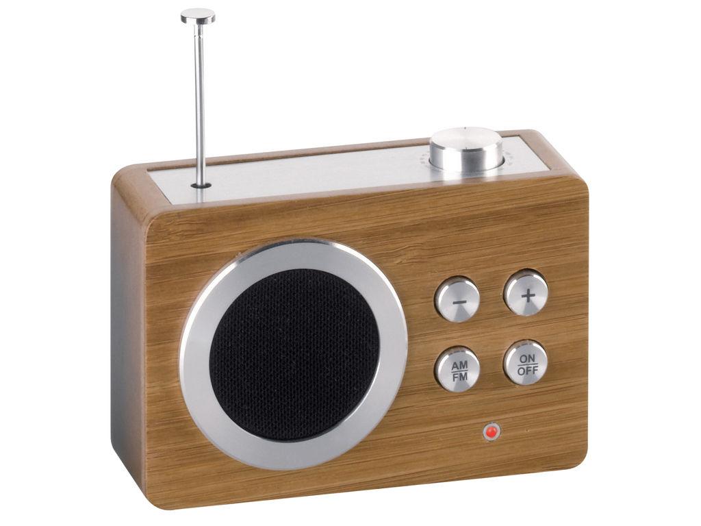 radio mini dolmen bois bois clair bambou lexon. Black Bedroom Furniture Sets. Home Design Ideas