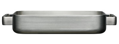 Tableware - Serving Plates - Tools Oven dish by Iittala - Stainless steel - Stainless steel