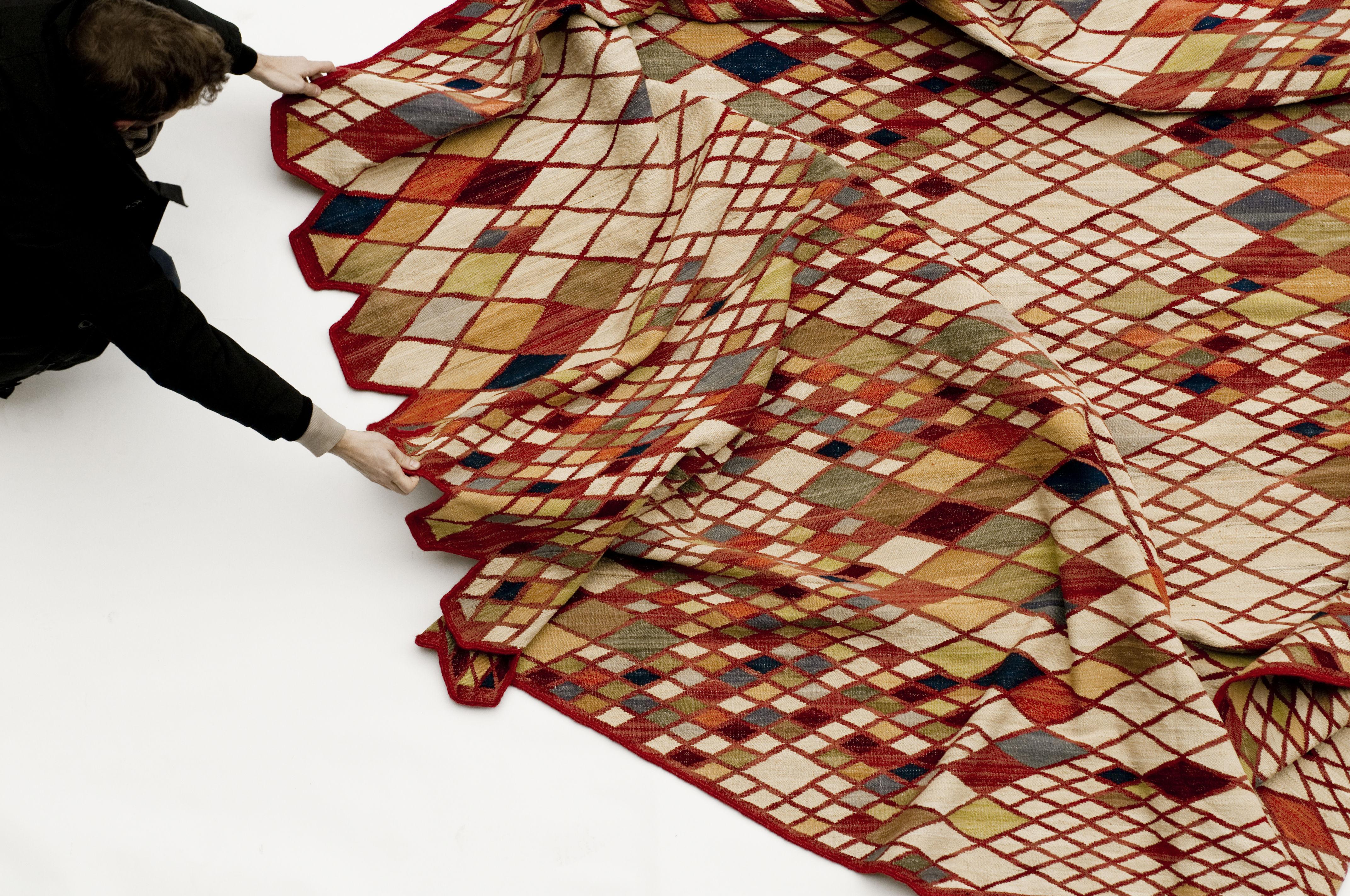 Tapis losanges 165 x 245 cm multicolore nanimarquina - Nani marquina alfombras ...