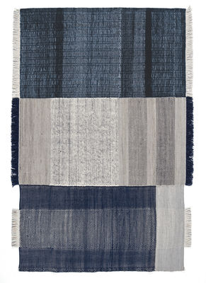 Tapis tres 200 x 300 cm bleu nanimarquina made in design - Made in design tapis ...