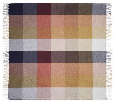 Plaid Check / Laine - 180 x 150 cm - Tom Dixon multicolore en tissu