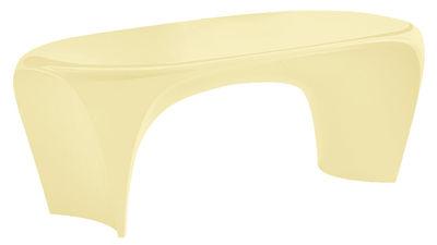 Tavolino Lily di MyYour - Avorio opaco - Materiale plastico