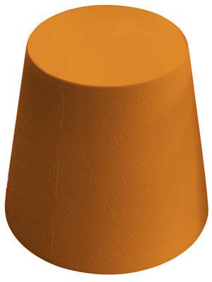tabouret orange achat vente de tabouret pas cher. Black Bedroom Furniture Sets. Home Design Ideas