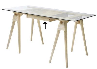 Tiroir / Pour bureau Arco - Design House Stockholm frêne naturel en bois