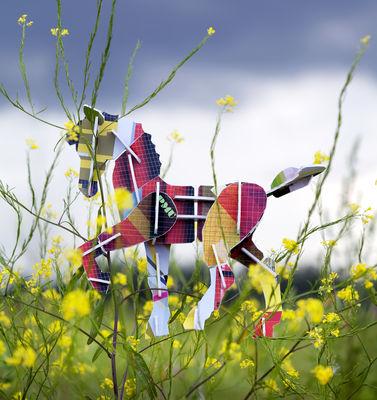 Totem figurine da costruire cavallo cartone cavallo - Totem palo modelli per bambini ...