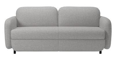 Fluffy Schlafcouch / 2-Sitzer - L 190 cm - Bolia - Grau