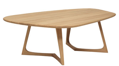 Table Basse Twist Stone 107 X 71 Cm 107 X 71 Cm Ch 234 Ne