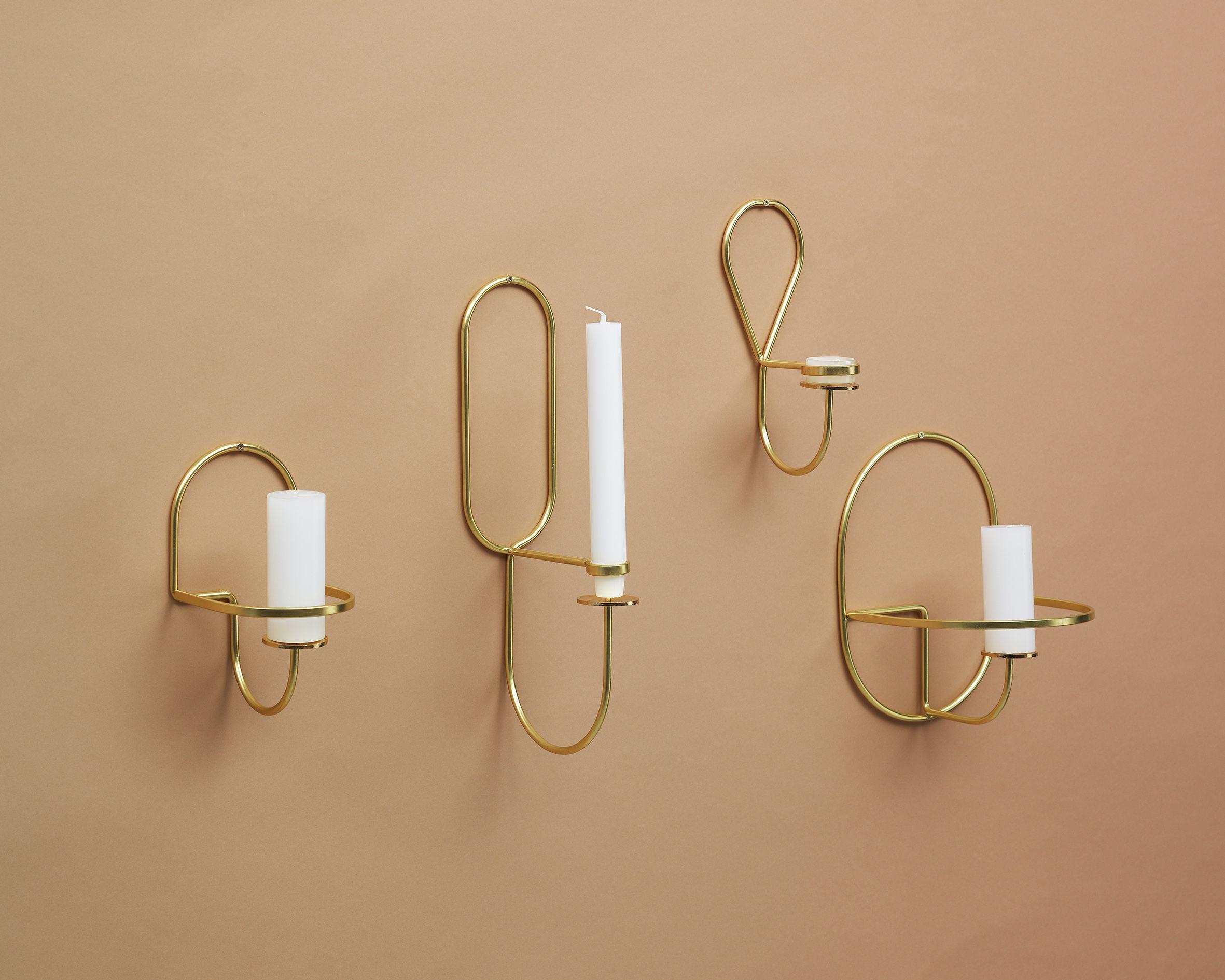 lup wall oblong wandkerzenhalter h 35 cm hay wand kerzenhalter. Black Bedroom Furniture Sets. Home Design Ideas