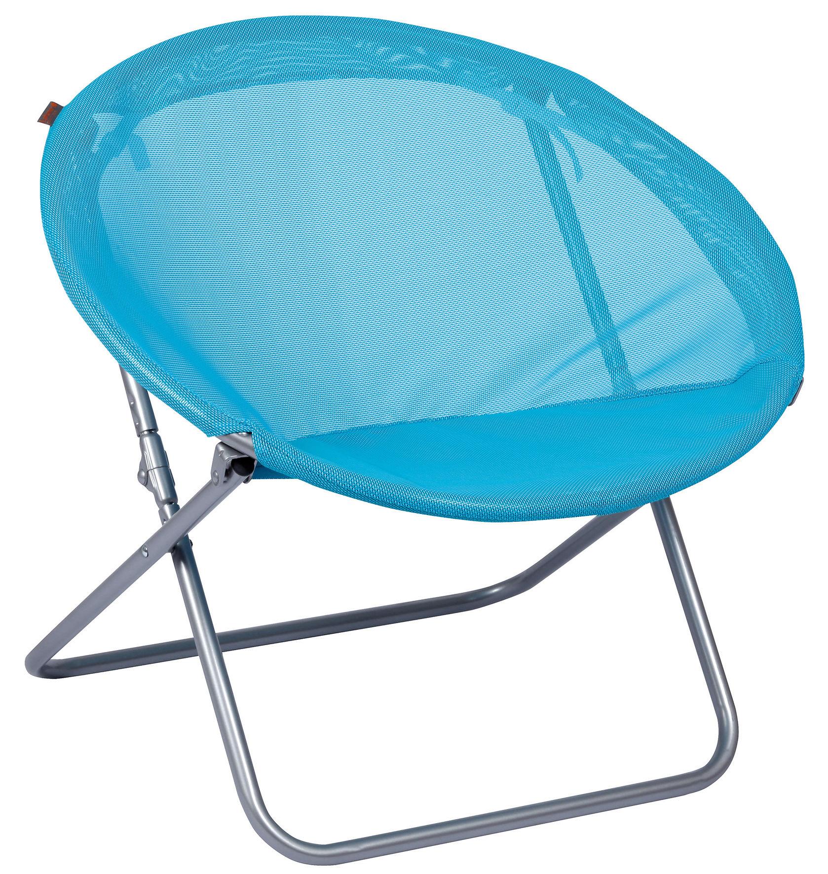 fauteuil bas mini ring pliable menthe lafuma. Black Bedroom Furniture Sets. Home Design Ideas