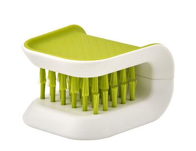 Brosse à couverts BladeBrush - Joseph Joseph vert en matière plastique