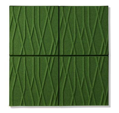 panneau acoustique mural soundwave botanic vert offecct. Black Bedroom Furniture Sets. Home Design Ideas
