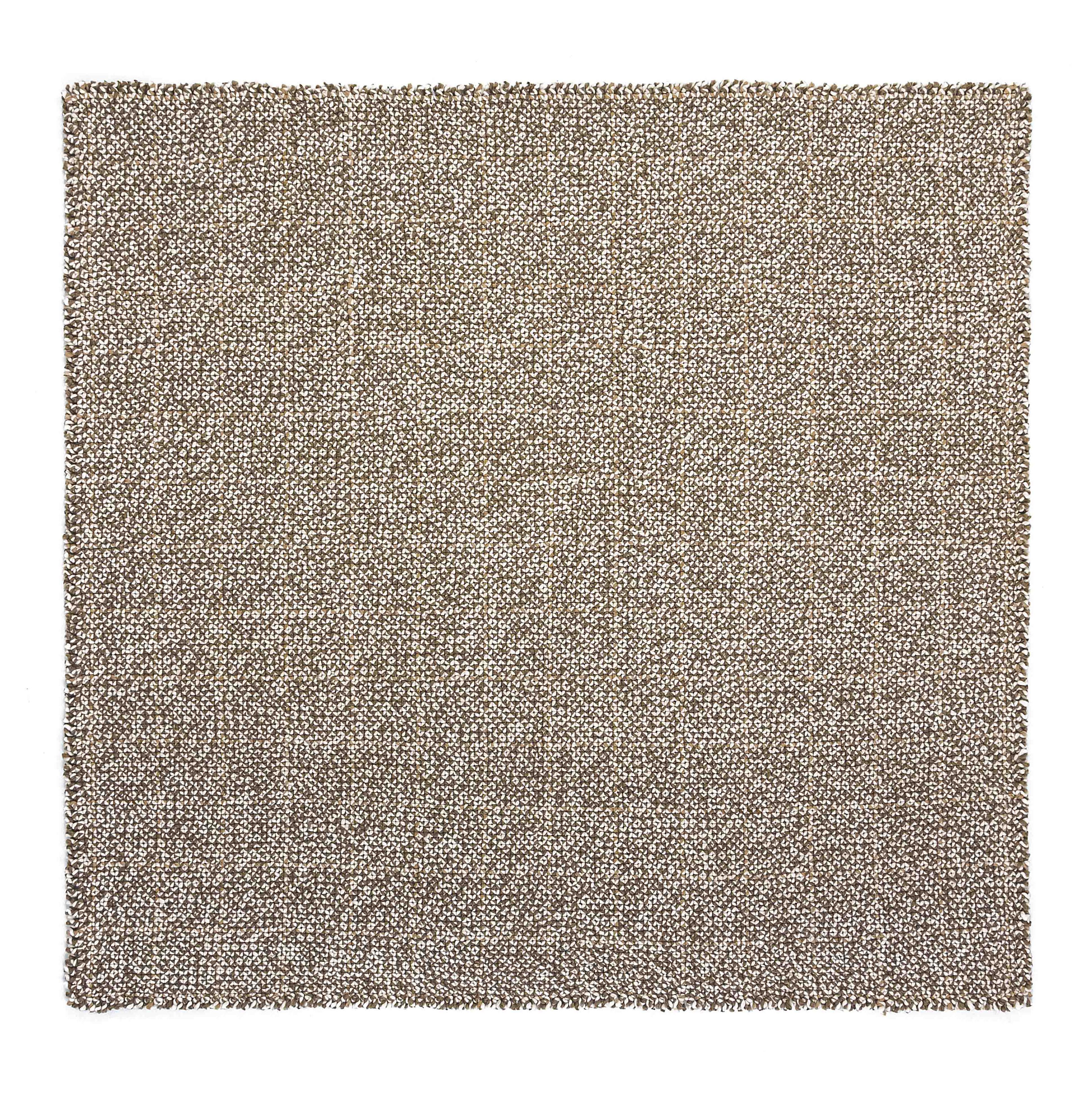 Tapis waan 170 x 240 cm laine taupe gan made in design - Made in design tapis ...