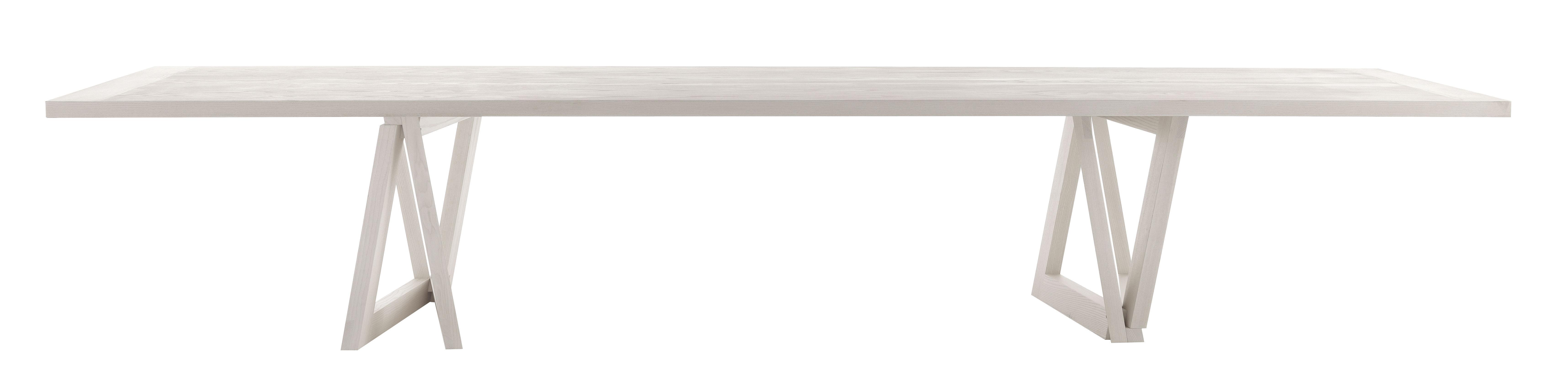 quadror03 420 x 120 cm rechteckige tischplatte aus. Black Bedroom Furniture Sets. Home Design Ideas