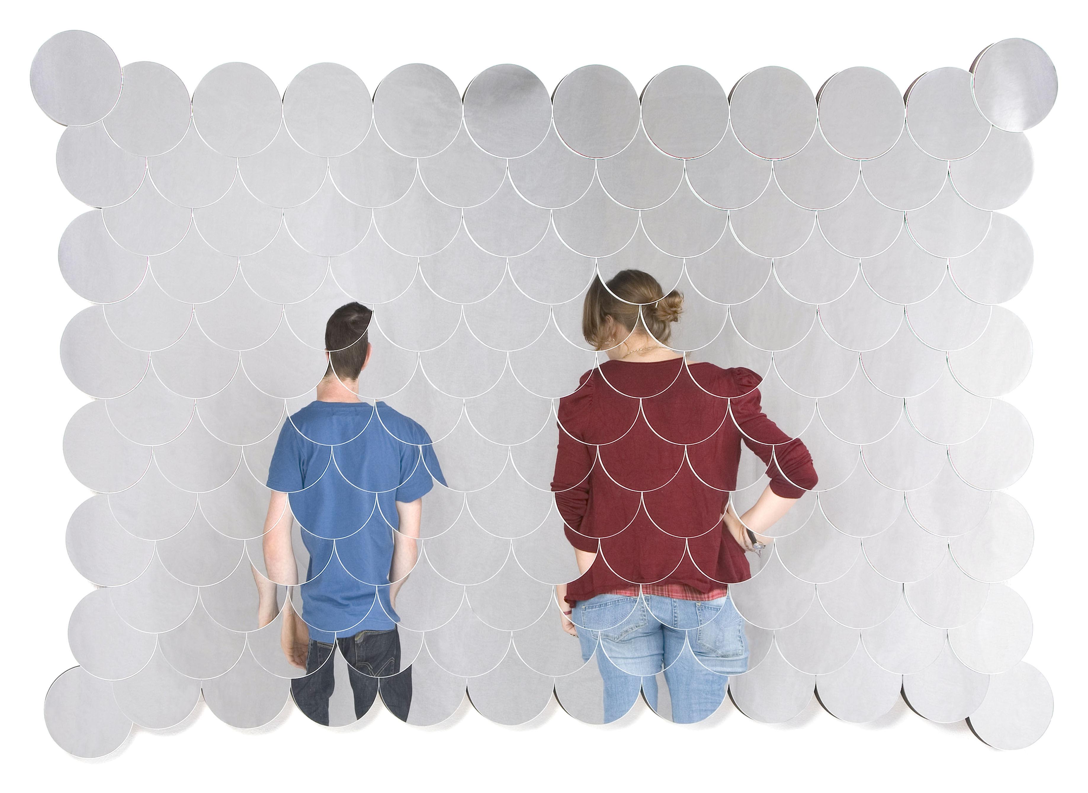 Miroir mural sir ne large l 150 x h 100 cm miroir large for Miroir 150x100