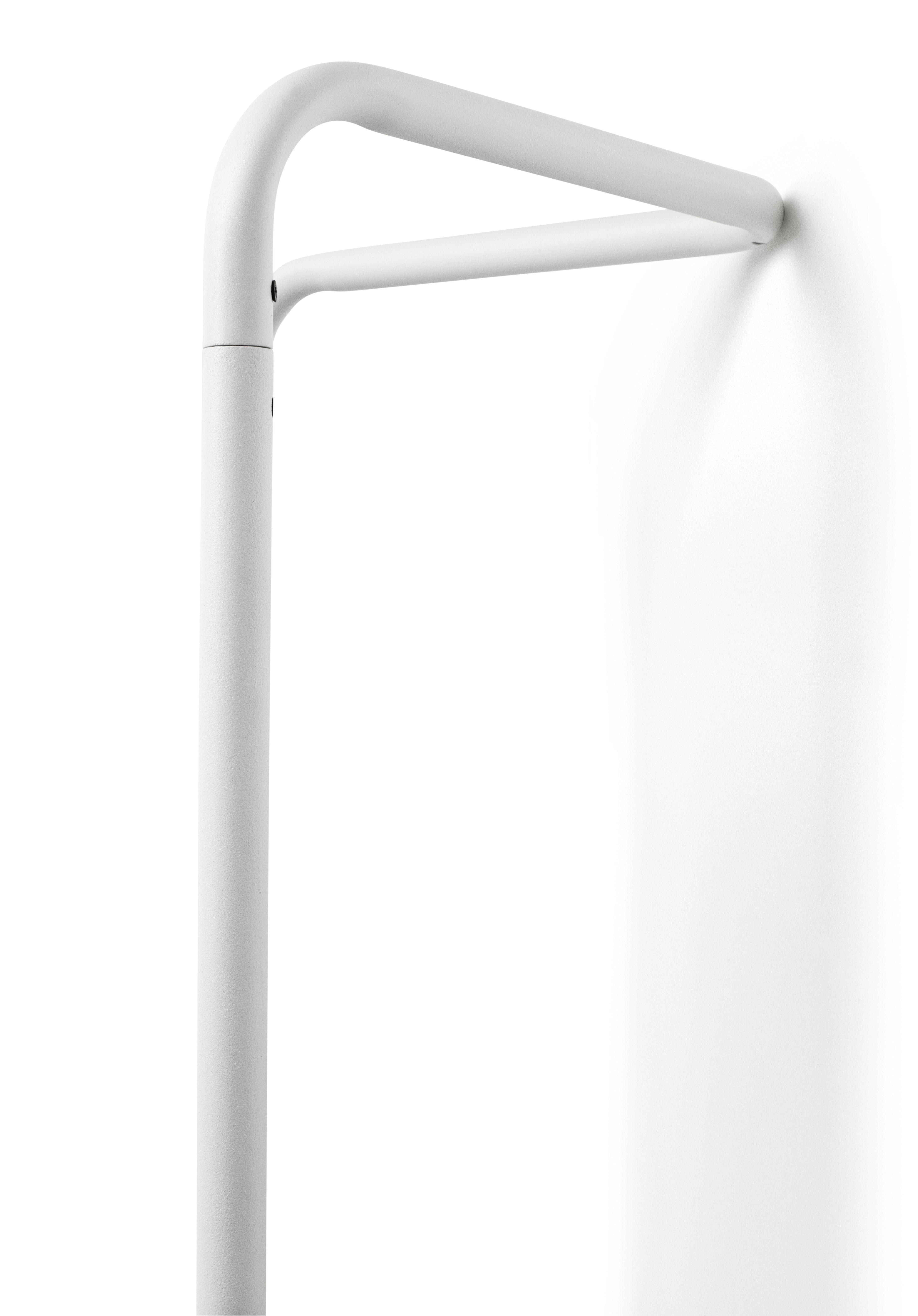 Miroir sur pied kaschkasch poser l 42 x h 175 cm - Miroir sur pied blanc ...