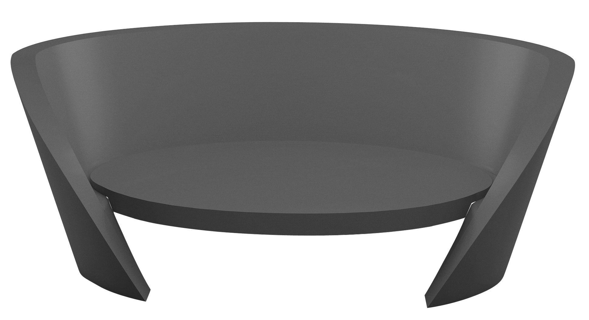 canap rap l 170 cm gris slide made in design. Black Bedroom Furniture Sets. Home Design Ideas