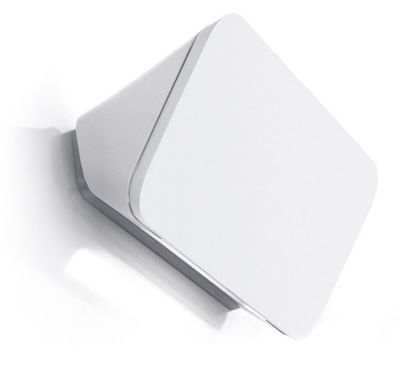 Applique Lane L 22 cm - Luceplan blanc en métal