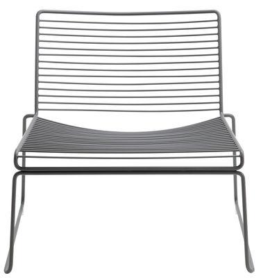 Hee Lounge Sessel Clubsessel - Hay - Grau