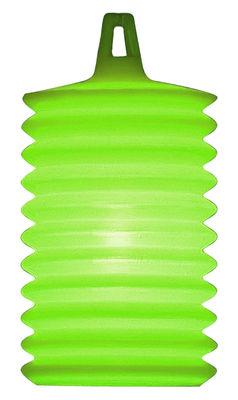 Luminaire - Lampes de table - Lampe de table Lampion - Pour l'intérieur - Rotaliana - Vert - Silicone