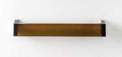 Porte serviettes Rail L 30 cm Kartell ambre en matière plastique
