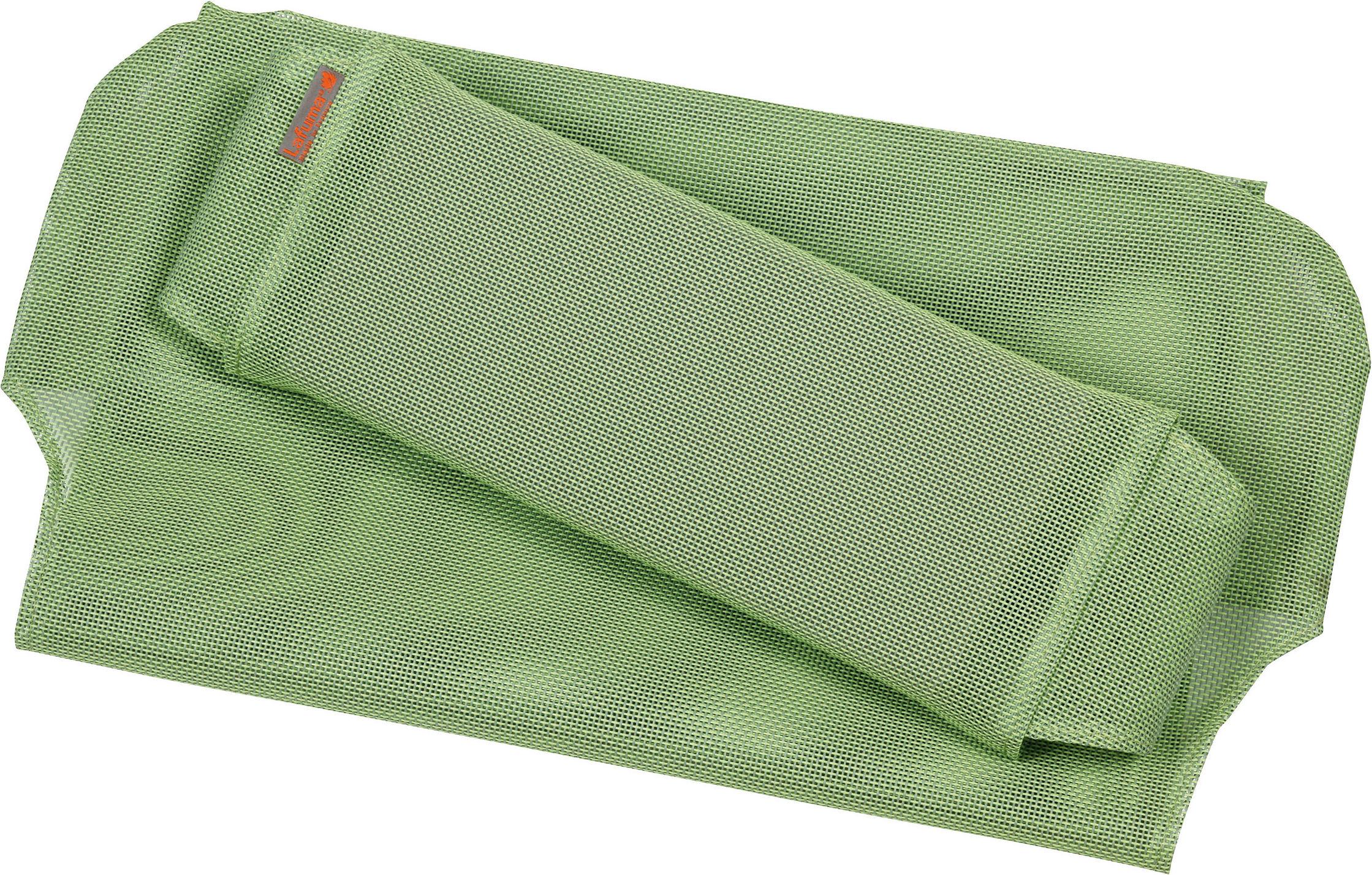 toile de rechange pour chaise longue transaluxe vert absinthe lafuma. Black Bedroom Furniture Sets. Home Design Ideas