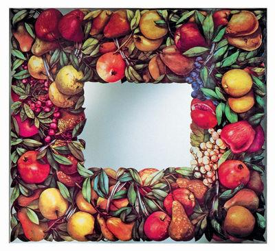 Foto Miroir Eos / H 73 cm - Driade Kosmo - Multicolore - Vetro Specchio