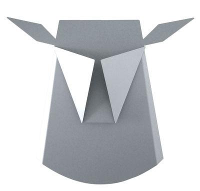 Foto Applique Cervo / LED - Collegamento a parete - Compagnie - Argento - Metallo