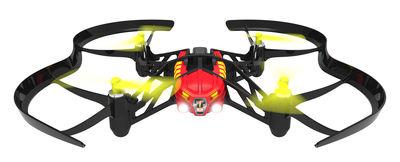 Minidrone Airborne Night Blaze Bluetooth Caméra embarquée Vision nocturne Parrot jaune,rouge,noir en matière plastique