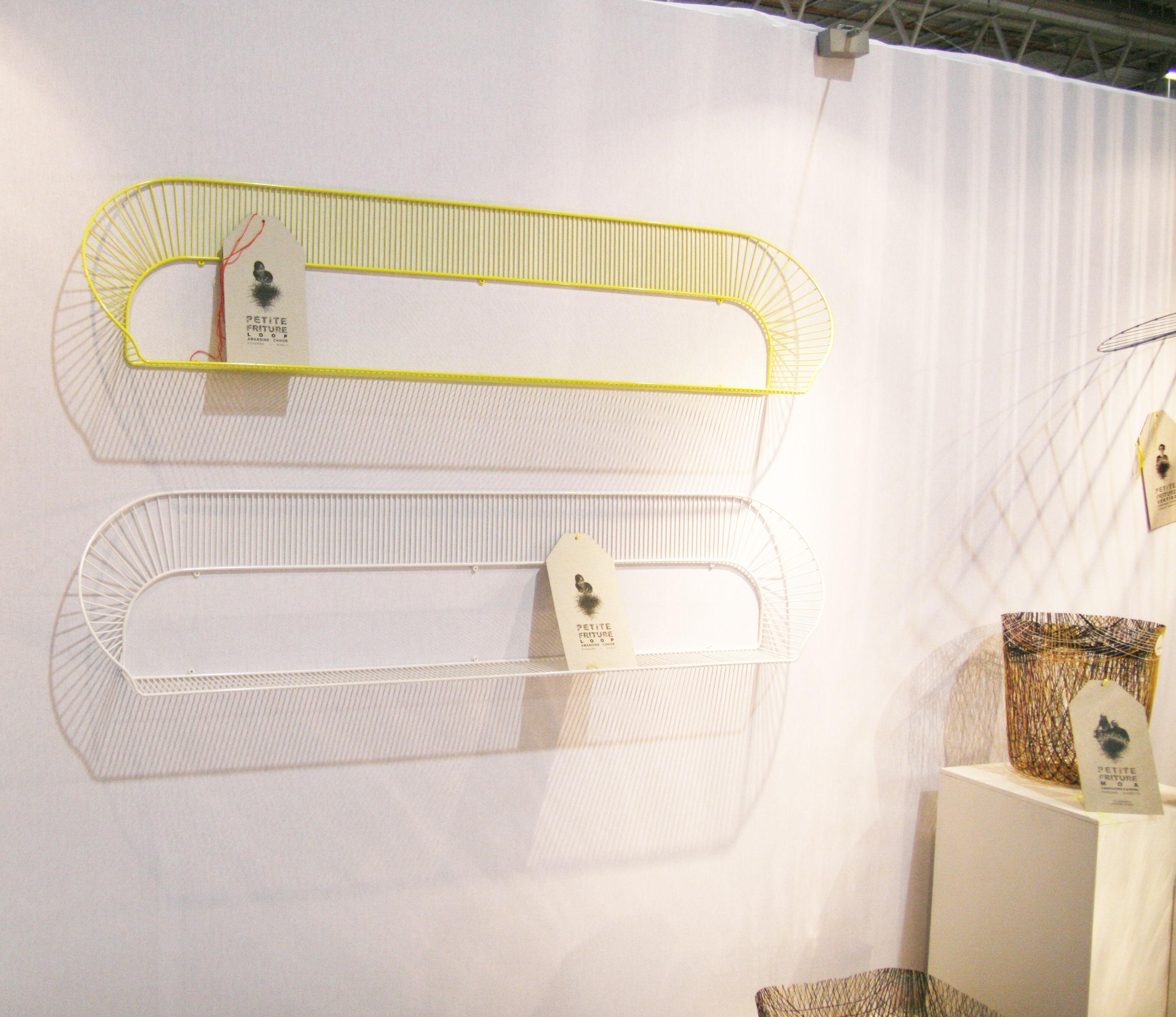 etag re loop l 158 cm jaune citron petite friture. Black Bedroom Furniture Sets. Home Design Ideas