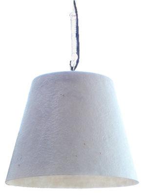 Image of Sospensione Miami di Antonangeli - Ecru - Materiale plastico