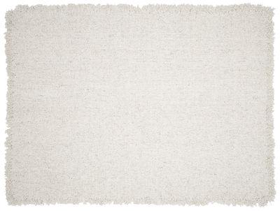 Plaid Boucle / Laine bouclée - 200 x 140 cm - Tom Dixon beige en tissu