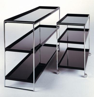 etag re trays noir kartell. Black Bedroom Furniture Sets. Home Design Ideas