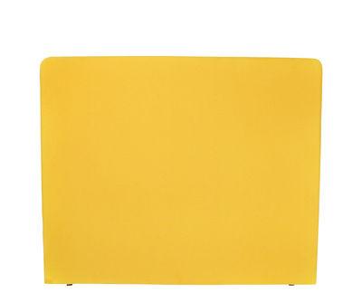 Tête de lit Double-jeu / 180 x 116 cm - Maison Sarah Lavoine blanc,jaune ocre,radis noir en tissu