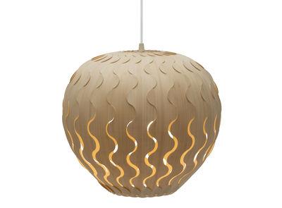 Luminaire - Suspensions - Suspension Belle / Small - Ø 38 cm - David Trubridge - Small : Ø 38 cm - Bambou, Nylon