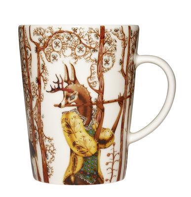 Arts de la table - Tasses et mugs - Mug Tanssi / 40 cl - Iittala - Tanssi / Multicolore - Céramique