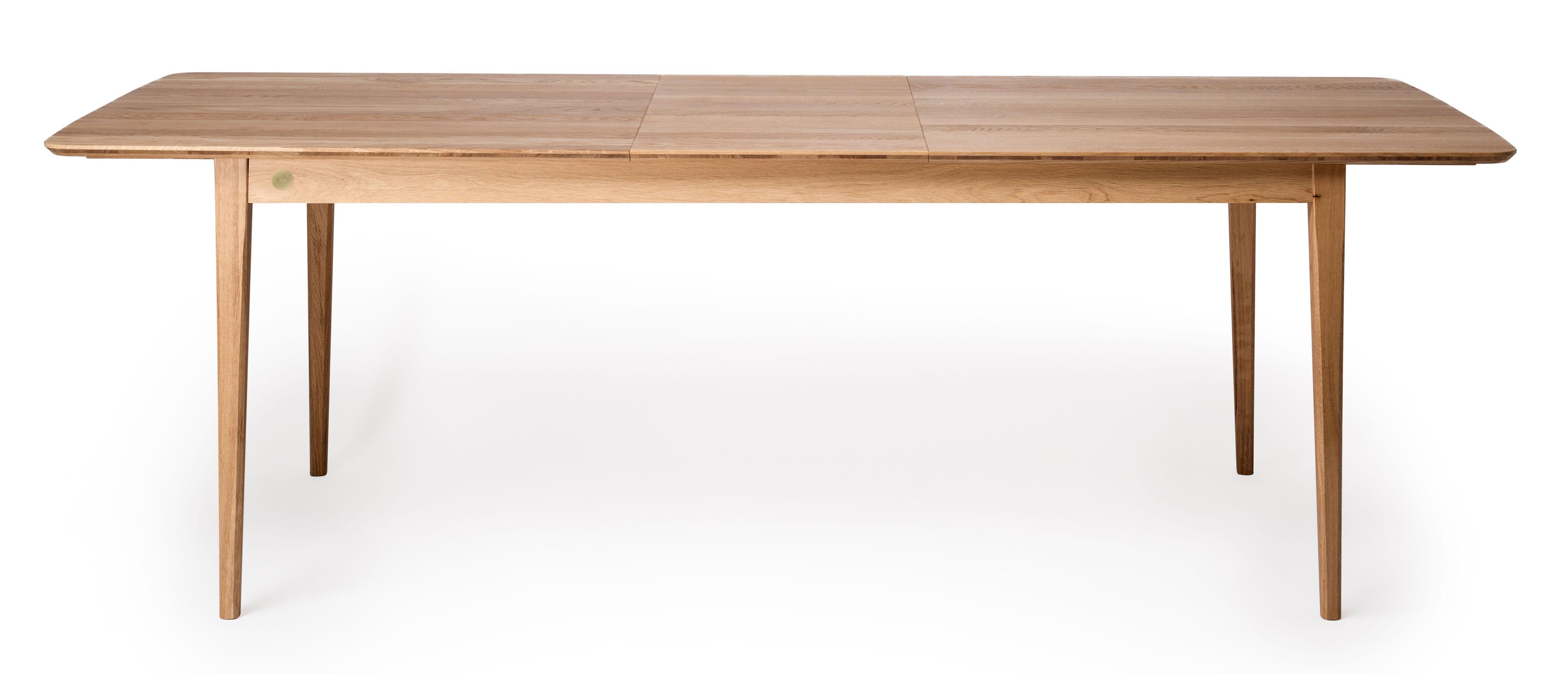 Table rallonge market l 180 270 cm ch ne ch ne - Petite table a rallonge ...