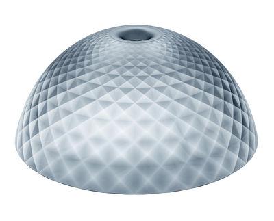 Abat-jour Stella XL / Ø 67 cm - Koziol anthracite transparent en matière plastique